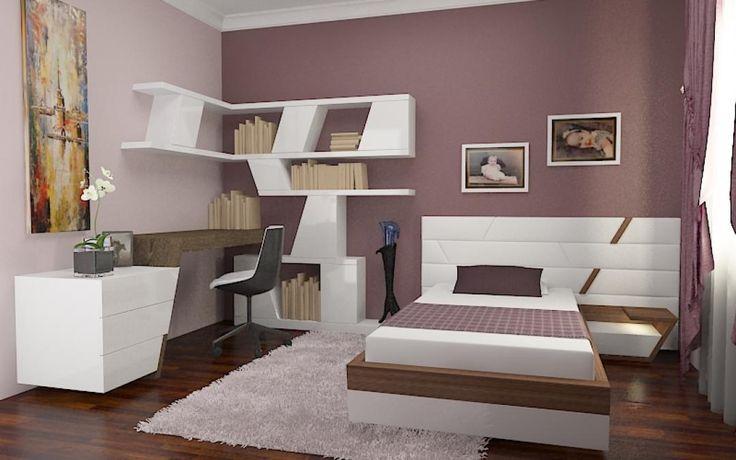 #macitler #modoko #masko #adana #genç odası #young room #tasarım #proje