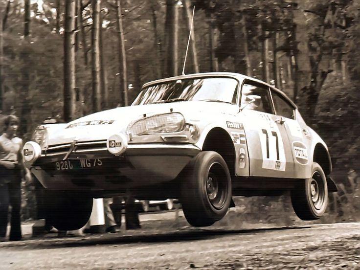 Citroen DS21 Rally
