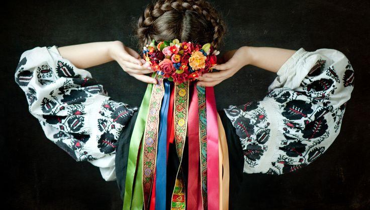 Цветочный венок - от древних традиций до современности