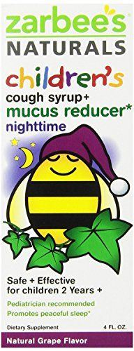 Best price on Zarbee's Childrens' Nightime Cough Syrup and Mucus Reducer, Grape Flavor, 4 Fluid Ounce Pack of 3 // See details here: http://healthychildrentips.com/product/zarbees-childrens-nightime-cough-syrup-and-mucus-reducer-grape-flavor-4-fluid-ounce-pack-of-3/ // Truly a bargain for the inexpensive Zarbee's Childrens' Nightime Cough Syrup and Mucus Reducer, Grape Flavor, 4 Fluid Ounce Pack of 3 // Check out at this low cost item, read buyers' comments on Zarbee's Childrens' Nightime…