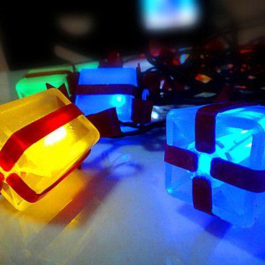 10 Solar Powered Outdoor String Lights -Fairy Lights-Christmas String Light For Decoration – USD $ 69.99