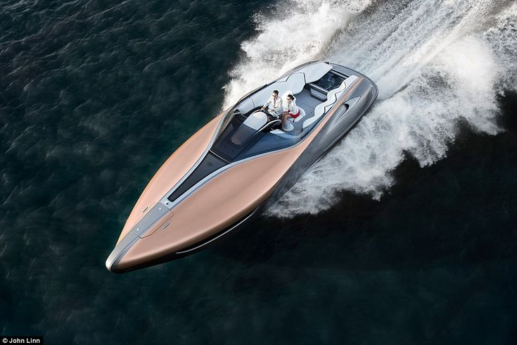 The speedboat is one of the most glamorous vessels on the high seas - but it's not for sale