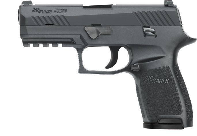P320 | SIG SAUER  Sig's Striker fired modular handgun system