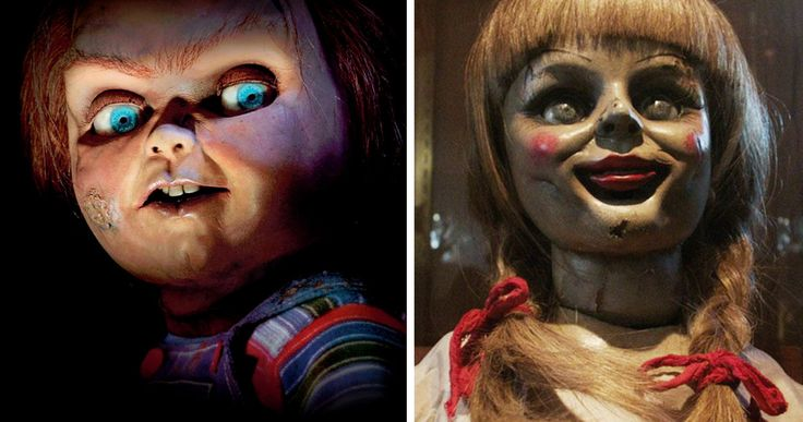 'Annabelle' Vs 'Chucky' Movie: Could It Happen? -- Chucky creator Don Mancini wants his possessed doll to fight evil 'Annabelle' in a cinematic showdown, but it may not happen for 20 years. -- http://www.movieweb.com/annabelle-vs-chucky-movie