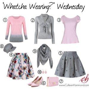 """Whatcha Wearin"" Wednesday Week 7"