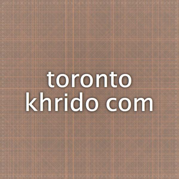 toronto.khrido.com