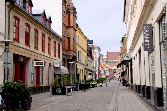 A taste of Lund, Sweden
