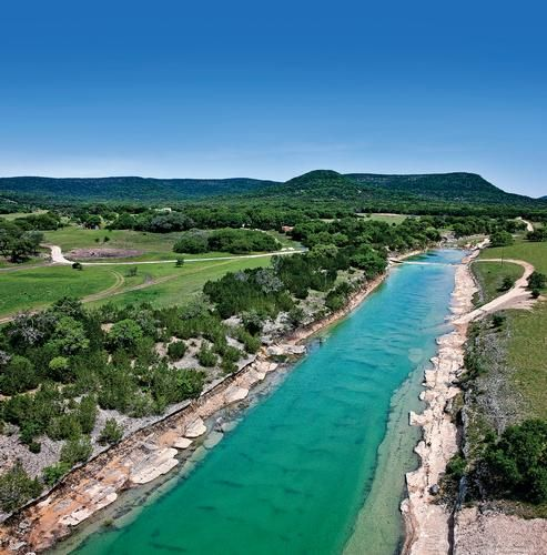OMG this river in Uvalde county, TX is gorgeous... esp with the 871 acres of solitude it comes with. Heaven
