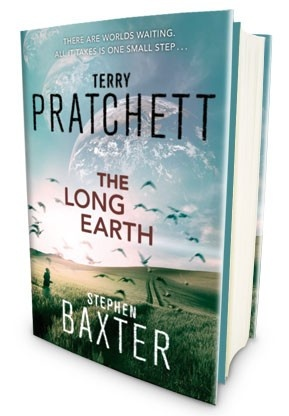 Terry Pratchett | The Long Earth....with its awaiting sequel on its way this summer it's time to move this up on the queue.