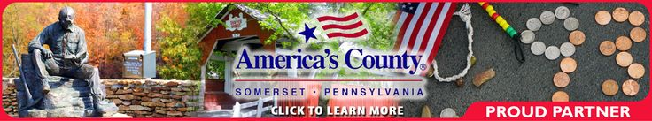 Enjoy the outdoors all year long @somersetcochmbr! See their banner in our Pennsylvania State Parks Pocket Ranger® App!  #hiking