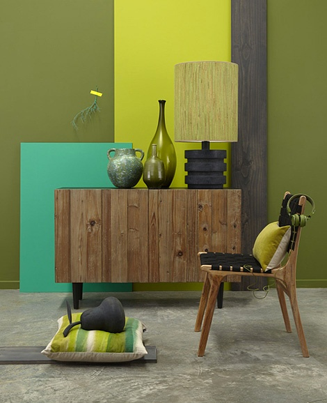 Delicious Green for MRD Home