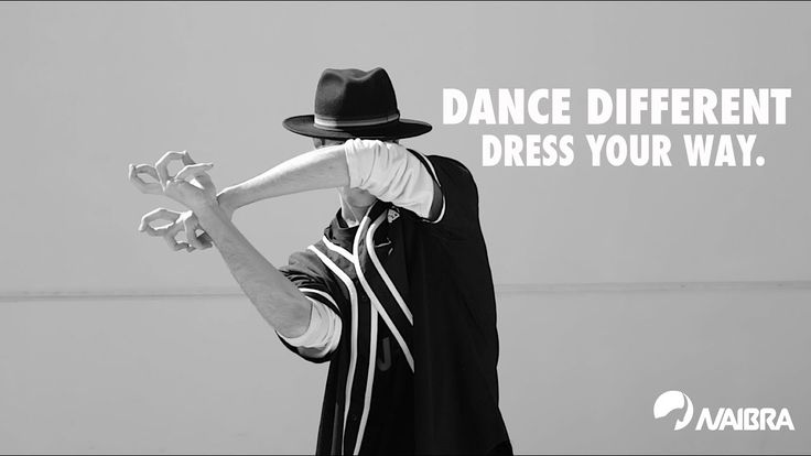 Dance Different Dress Your Way - Naibra. Promotional video of my urban clothing brand. Come and know more about us: http://naibrashop.com/ Thanks to be here :)