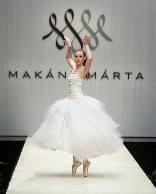 Magyar tervezők: Makány Márta 2010/2011 - Királylányszalon blog