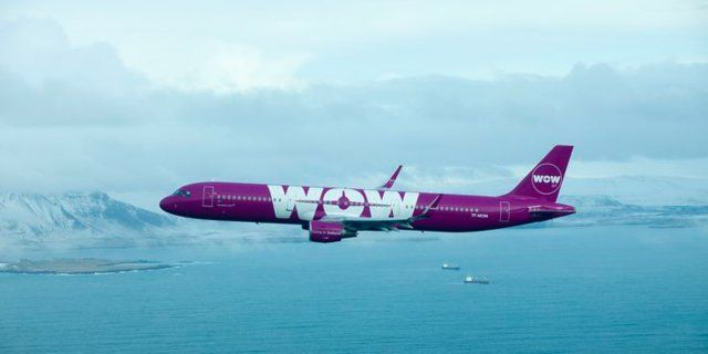 WOW Air is celebrating its five-year anniversary by offering one-way flights to Europe for only $55.