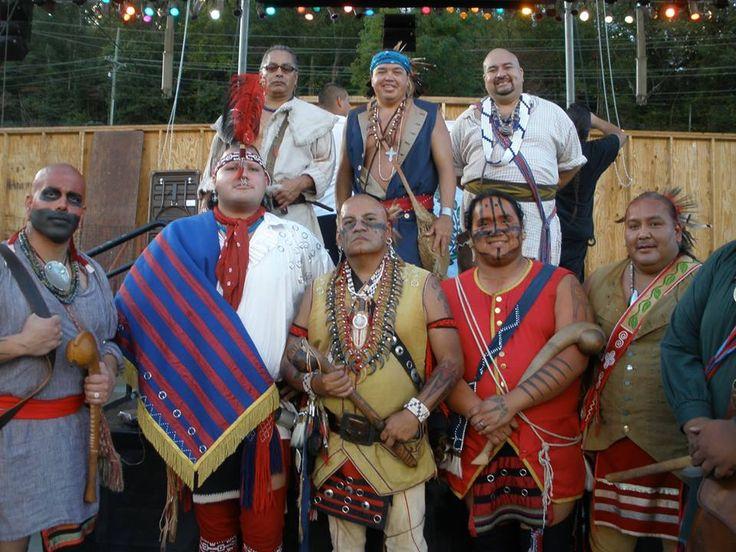 Eastern Band Of Cherokee Indians AniKituwah