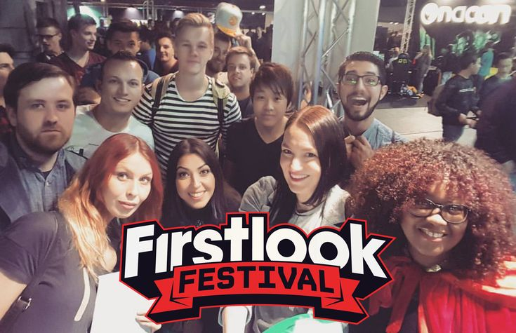 GGG at Firstlook Festival 2016