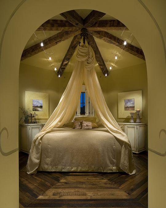 Tuscan inspired design - Guest Bedroom -      - IMI Design Studio