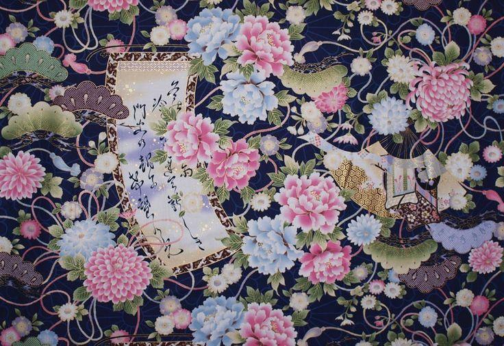 HANABI HH201205-11A - Japanese - On Sale - Fabrics