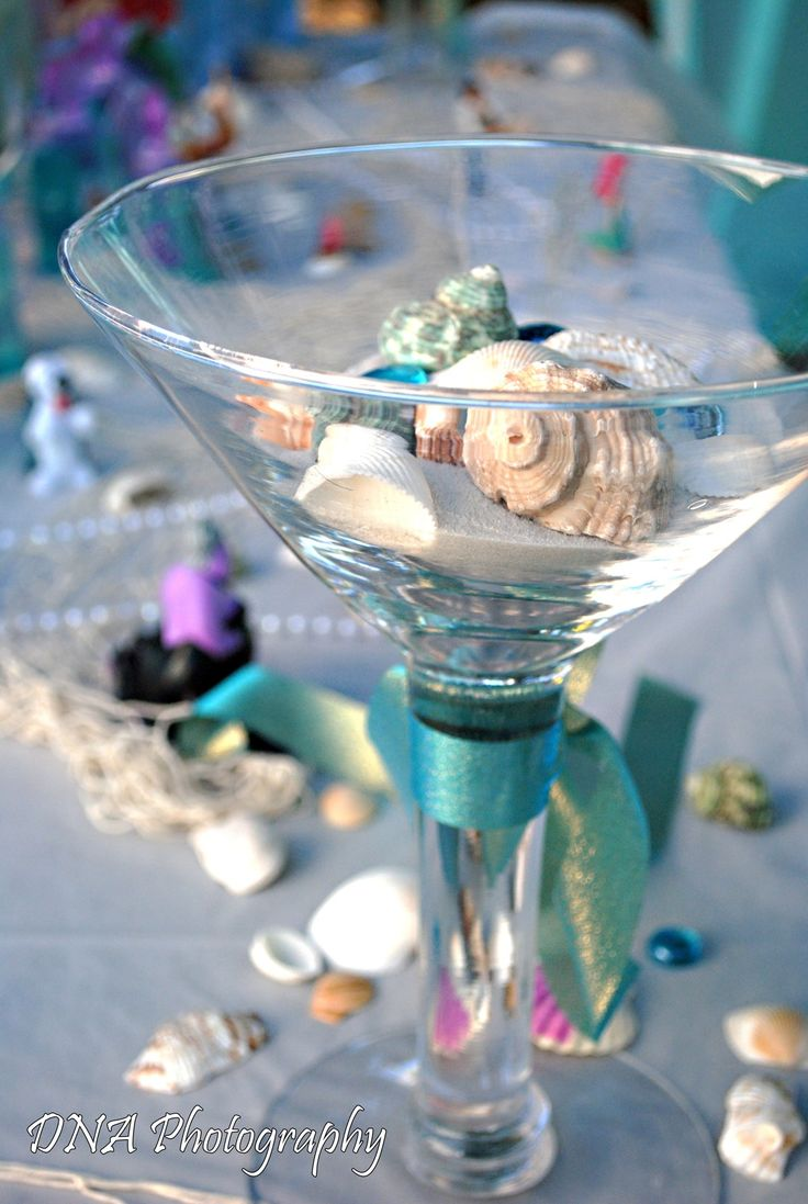 Under the Sea Theme (Ariel - Little Mermaid)  myfashionlove.yamilca@gmail.com