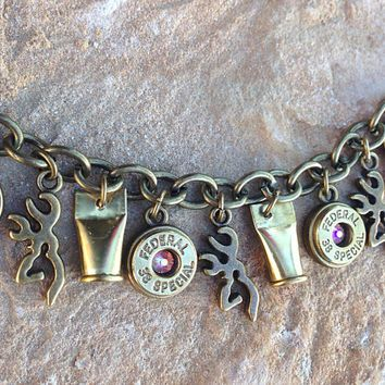how to make bracelets out of bullets - Google Search