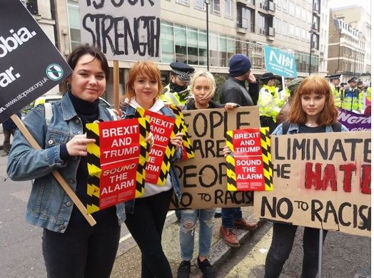 """#Media #Oligarchs #MegaBanks vs #union #occupy #BLM #SDF #DemExit #Humanity   Right wing putsch, escalating racism, deepening austerity – the real meaning of Brexit   http://links.org.au/right-wing-putsch-racism-austerity-brexit   """"The way the Leave campaign have tried to ramp up a fear of immigration has been disgraceful—but the truth is that if you see an immigrant in a hospital, they're far more likely to be working there than being treated. The time has come to brand the """"Brexit""""…"""