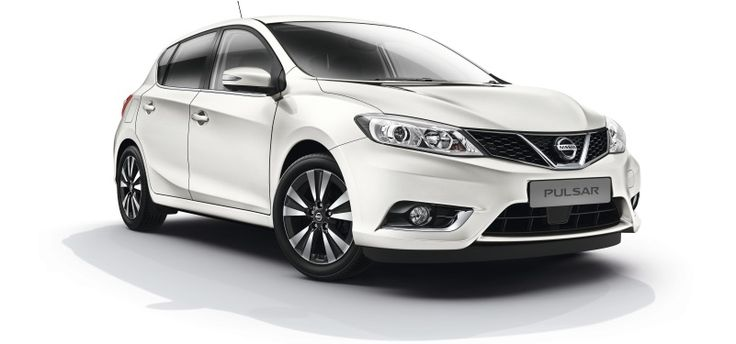 Nissan Pulsar. Comes with the Nissan Around View Monitor 360 degree views of your surroundings. Push-button start. Lane departure warning, Moving Object Detection, Forward Emergency Breaking, Blind Spot Warning and Active Trace Control. #Nissan #Pulsar #CarDeals #Howards Fancy some more info? http://www.howardsgroup.co.uk/new-cars/new-nissan-cars/nissan-pulsar