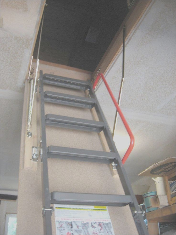 12 Authentic Installing Pull Down Stairs In Garage Gallery In 2020 Diy Stairs Stair Decor Stairs