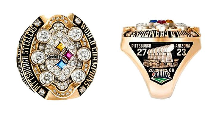 New Details and Facts About All The NFL Championship Rings.