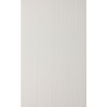 Linea White Wall Tile - 39.8 x 24.8cm Pack of 10
