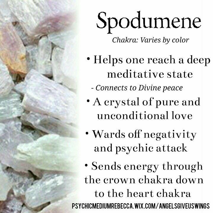 Spodumene crystal meaning