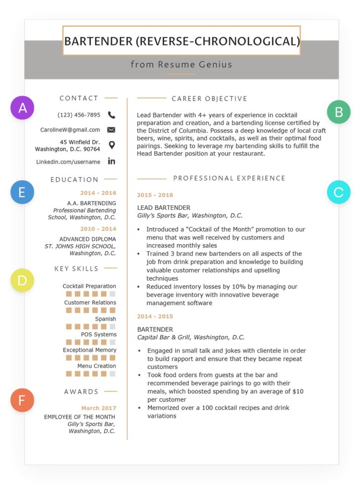 How to Write a Great Resume in 2020 Resume examples