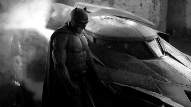 Ben Affleck Batman Suit: First Look | Variety