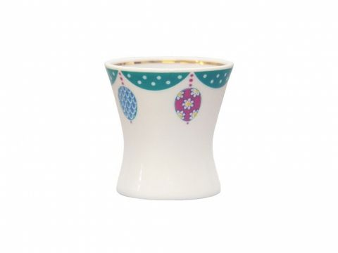 26 best easter gifts images on pinterest china dishes and amethysts easter egg porcelain holder cup emerald negle Image collections