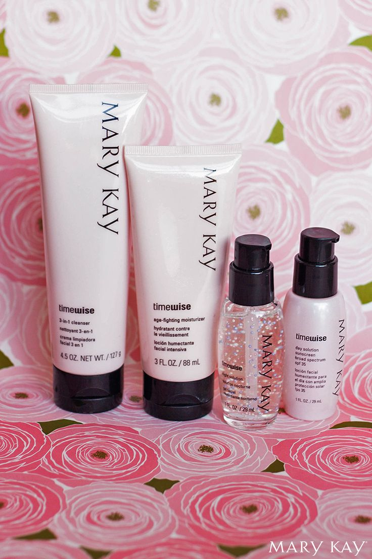 Help Your Mom Care For Her Skin By Giving Her The Timewise� Miracle Set�