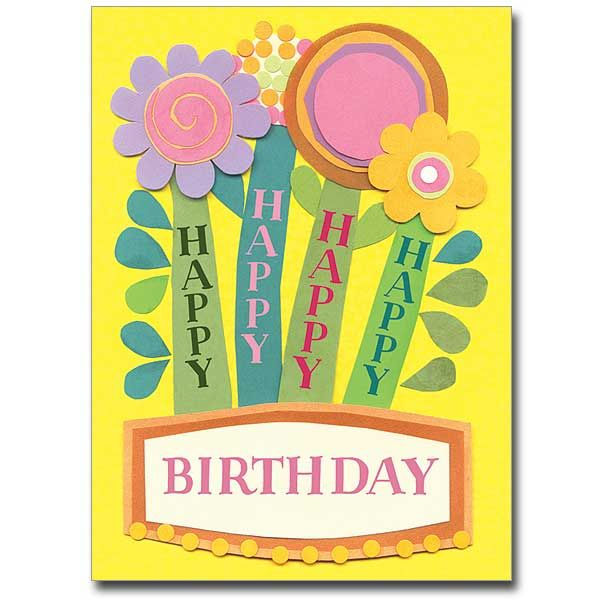 67 Best Images About Birthday Cards On Pinterest