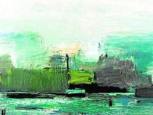 EL ASUNTO  Cada vez que asoma el premio de Pintura Universidad de Murcia -otorgado al cuadro 'Atmósfera del amanecer en el río Tvojiang I', de Lourdes Castro, en su edición número 16- viene a la mente la imborrable presencia de la Fundación Fuentes-Vicente, que se responsabilizó del mantenimiento económico del certamen desde el principio.