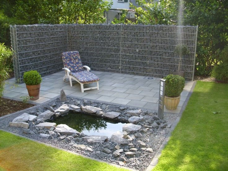 68 best images about gabion fence wall ideas on pinterest for Garden fence features