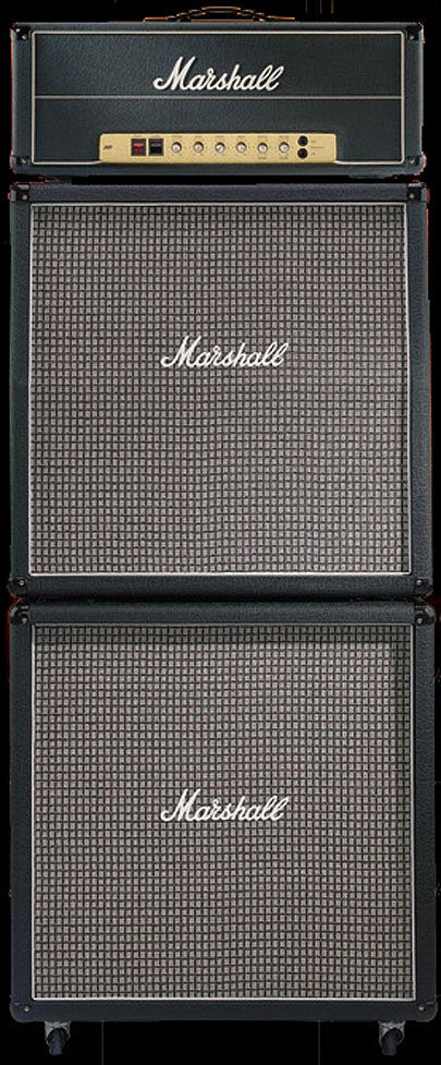 A Marshall Full Stack. One day for an anniversary gift I want to get my hubby this. He's been wanting one for forever