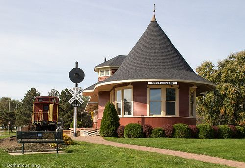 20141019-Witchs Hat, South Lyon-0052.jpg  http://www.midwestguest.com/2014/10/witchs-hat-depot-and-museum-in-south-lyon-michigan.html