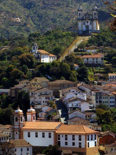 São Francisco Xavier, São José, Nossa Senhora do Pilar... Ouro Preto - MG, Brasil