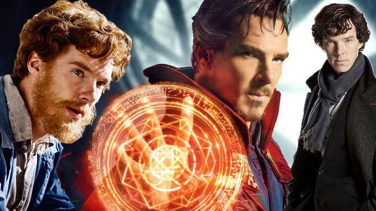 Benedict Cumberbatch - Filmography, all his work.