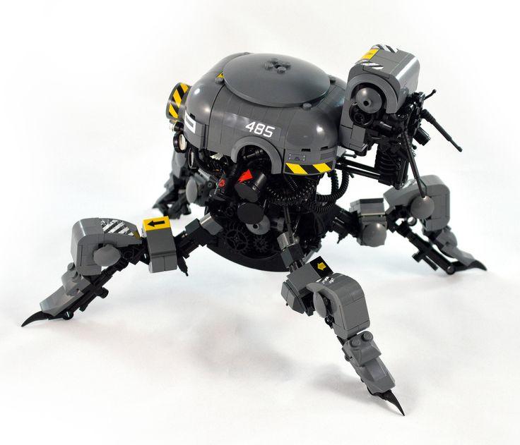 Lego Mecha OTAKU GANGSTA