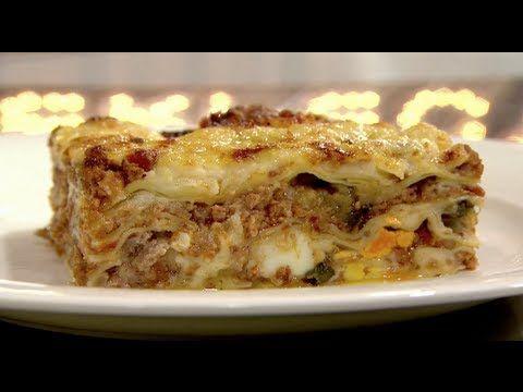 How to Make Perfect Lasagne - Theo Randall & Francesco Mazzei - YouTube