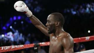 US world boxing champion Terence 'Bud' Crawford jailed
