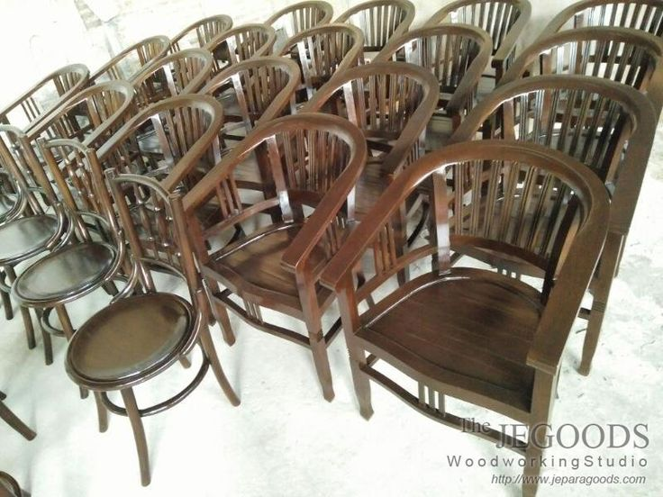 We manufacturing the Batavian American Chairs. #Minimalist arm chair made of #teak Indonesia at factory price. http://jeparagoods.com     Jegoods Woodworking (@jeparagoods) | Twitter