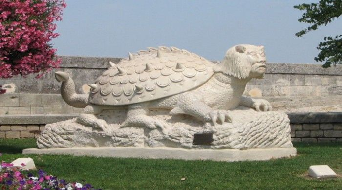Tarasque: A Dragon-like Mythological Beast After Which Tarascon Is Named
