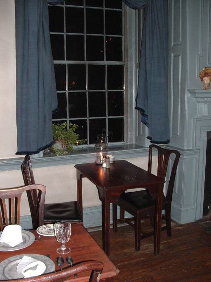 Gadsby's Tavern Restaurant and Museum Review: Alexandria