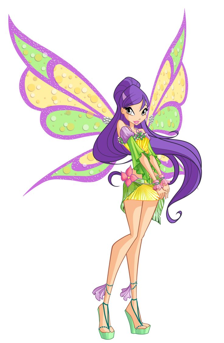 Tine sophix fairy of time from winx club