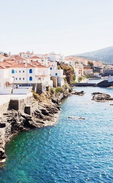 Andros, Greece Atlas Of Style Collective
