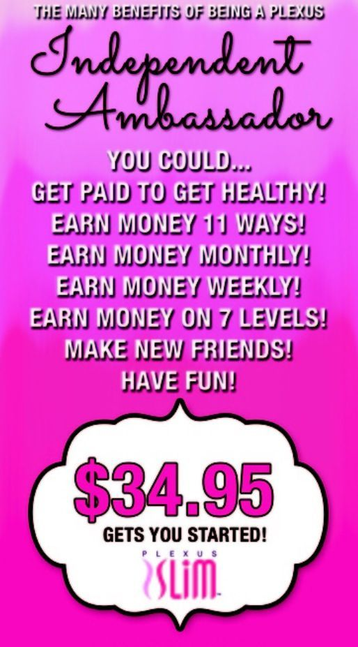 Are you nearing retirement and could use some extra money to spoil your grandkids? Great products that work. Visit ChgoSlim.com for more info. There can be a plan B